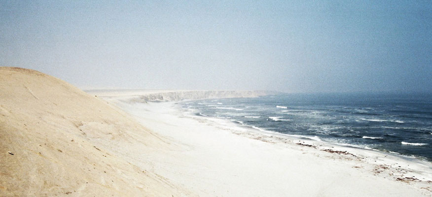 Wüste und Meer - Peru