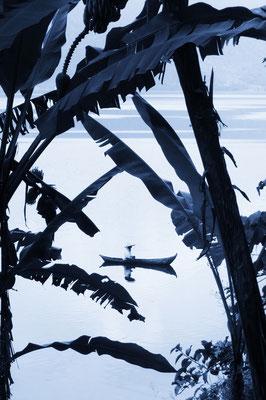 Ein Kratersee - Sumatra