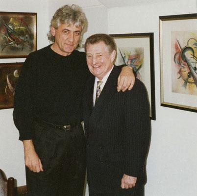 Joachim Thiess und Fritz Walter