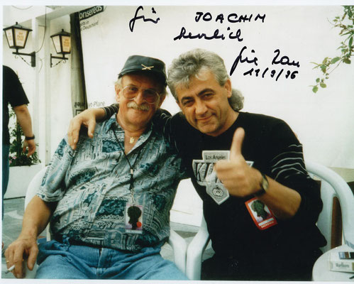 Fritz Rau und Joachim Thiess
