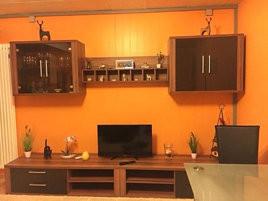 Wohnbereich/ living room