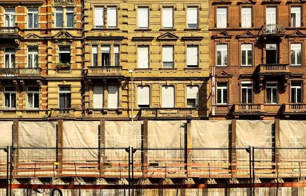 Leben in der Baustelle