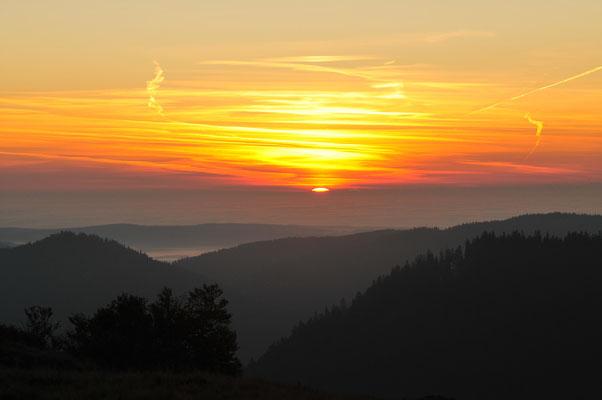 Tagesbeginn (Herzogenhorn)