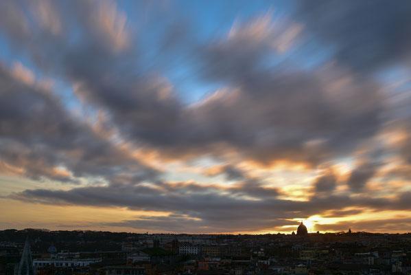 Rom - Blick über die Stadt
