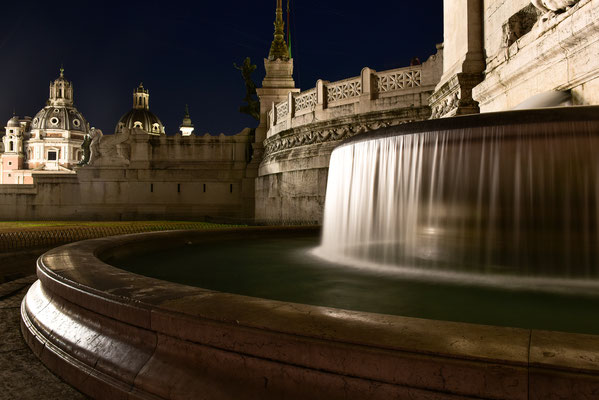 Rom - An der Piazza Venezia