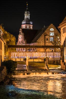 An der Alb in Ettlingen