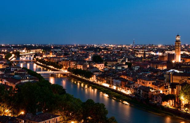 Abend in Verona