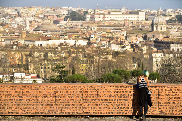 Rom - Schöne Aussicht
