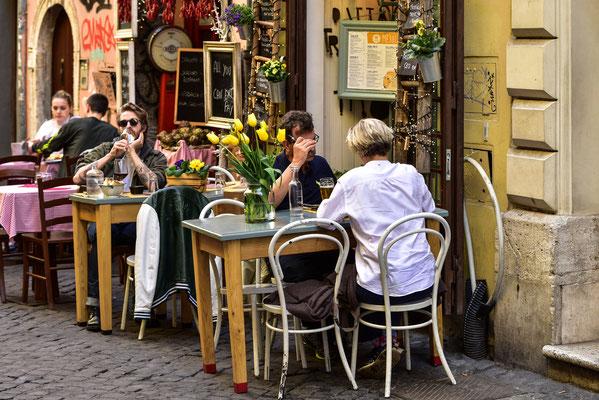 Rom - In Trastevere