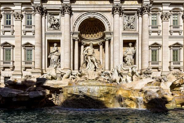 Rom - Trevibrunnen