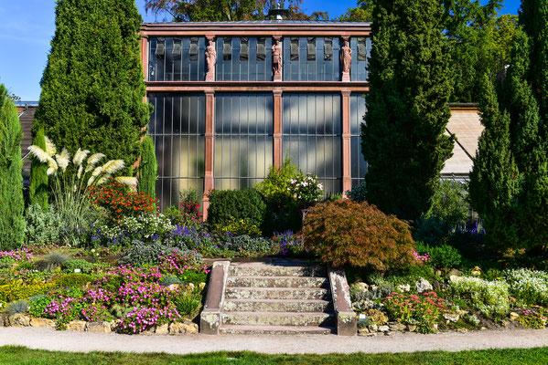 Im Botanischen Garten I