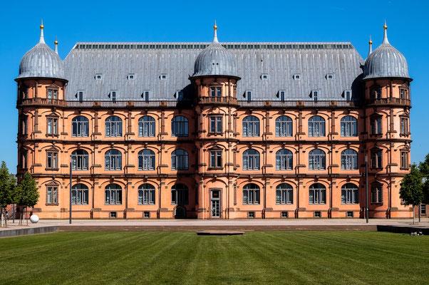 Schloss Gottesaue I