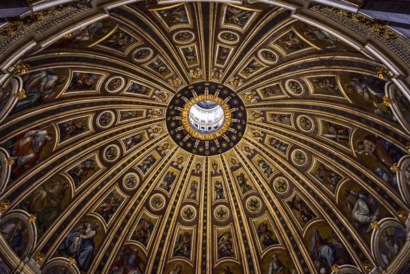 Rom - Im Petersdom
