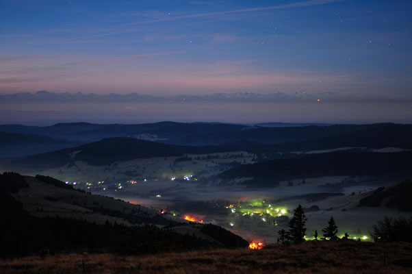 Das Tal von Bernau