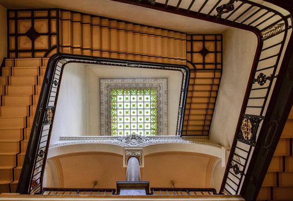 Treppenhaus im Dom - Berlin
