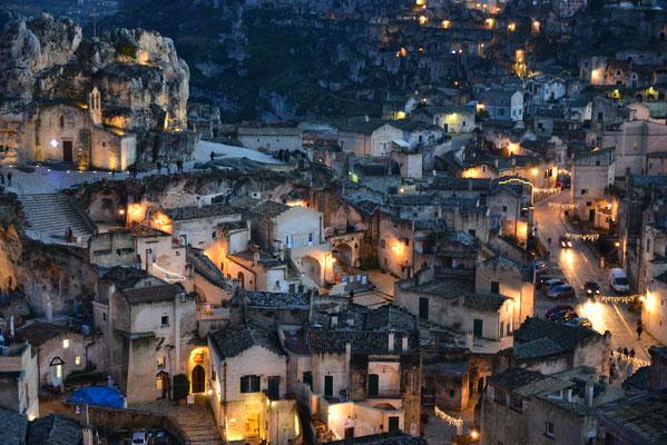 Matera - europäische Kulturhauptstadt 2019