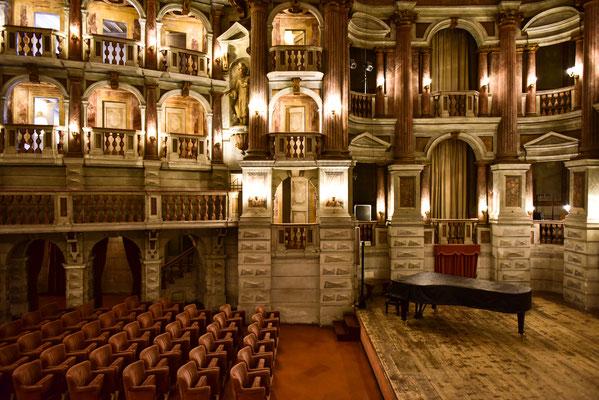 Mantua - Teatro Bibiena