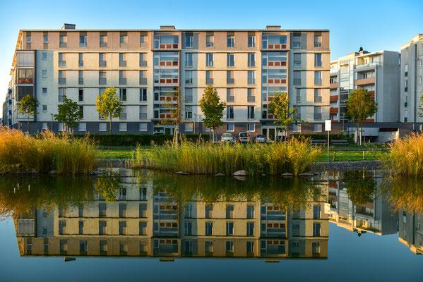 Südoststadt im Spiegel