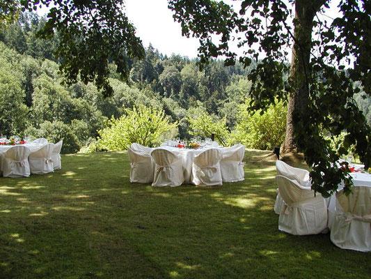 Sagen Sie ja zu Ihrer Hochzeiten auf Weingut Nägelsförst