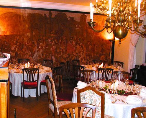 Historische Räumlichkeiten für Events aller Art auf Weingut Nägelsförst