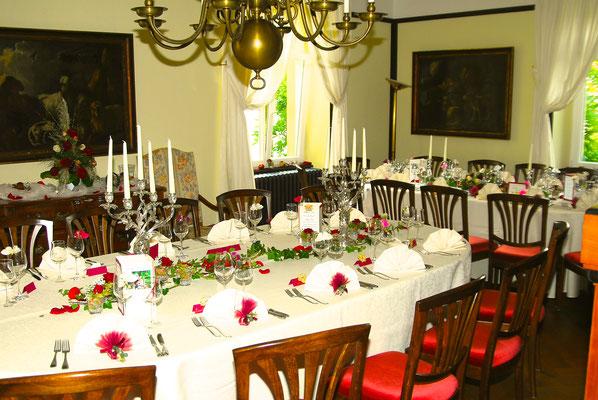 Weingut Nögelsförst - ein stilvoller Rahmen für Ihre Familienfeier