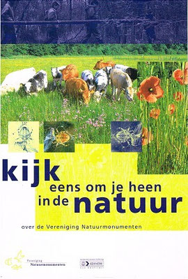Corporate brochure maken Natuurmonumenten