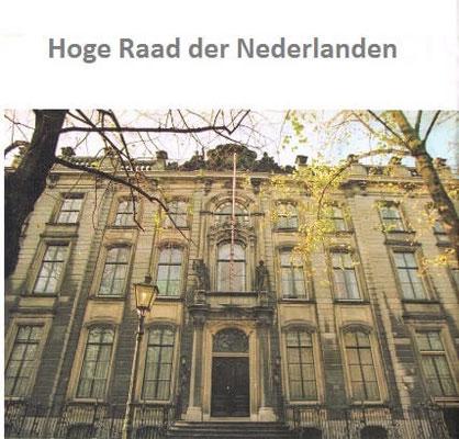 Corporate brochure Hoge Raad der Nederlanden