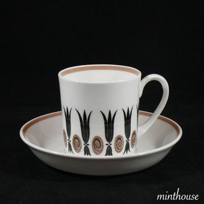 コリンティアン/コーヒーカップ&ソーサー