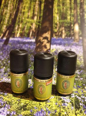 ätherische Öle - Primavera
