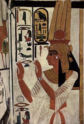 ägyptische Zeicnung