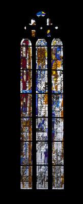 Chorfenster Nord
