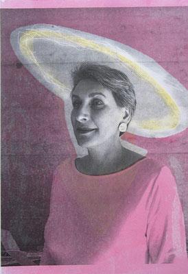 Elisabeth A., 21/29.5 cm, Laserprints mit Handdruck