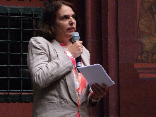 Elisabeth Ackermann (seit 2016 Regierungspräsidentin Basel Stadt)