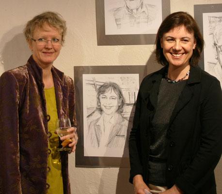 mit Christine Gogel