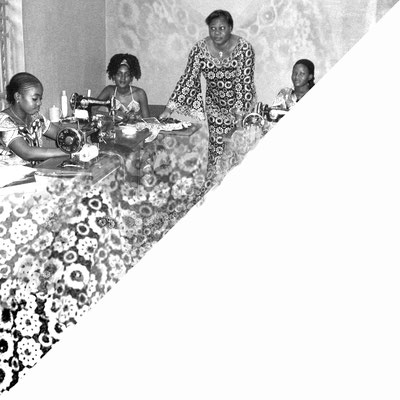 """""""Der Stoff, aus dem die Träume sind""""/Aminata Traore/Club Bamako, Mali"""