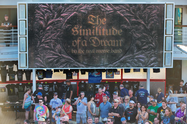 "Neal Morse Band spielt ""The Similitude of a Dream"""