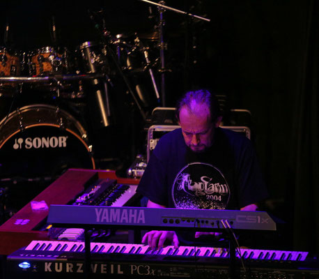 Tom Truyers - Keyboards