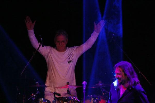 Benny Petak - Drums