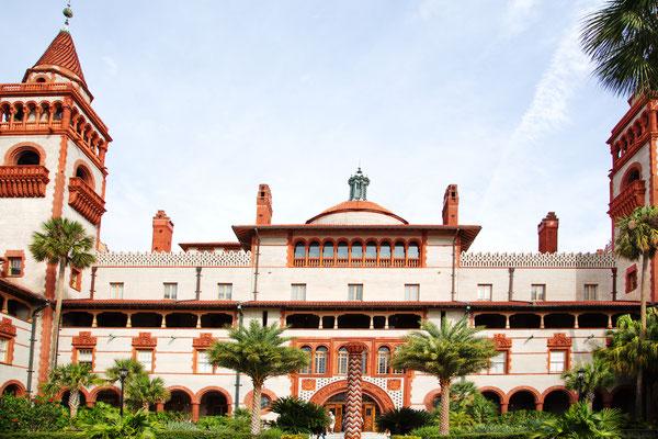 Saint Augustine - Flagler College, früher Luxusherberge