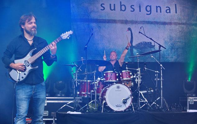 Subsignal – Markus Steffen und Dirk Brand