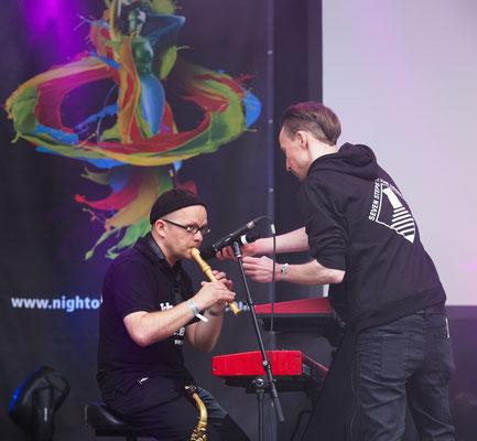 SSTTGD – Marek Arnold und Sören Flechsig
