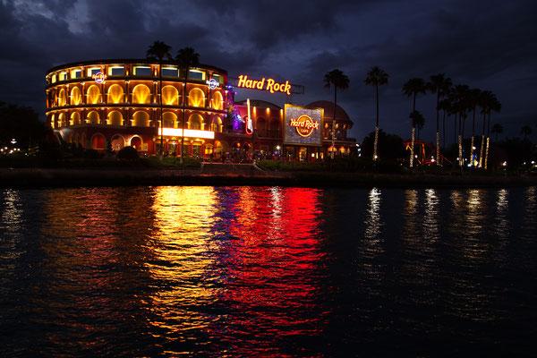 Orlando - Universal Studios - Hard-Rock-Café