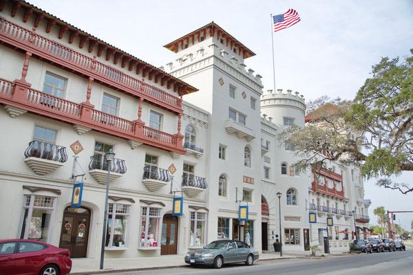 Saint Augustine - Casa Monica