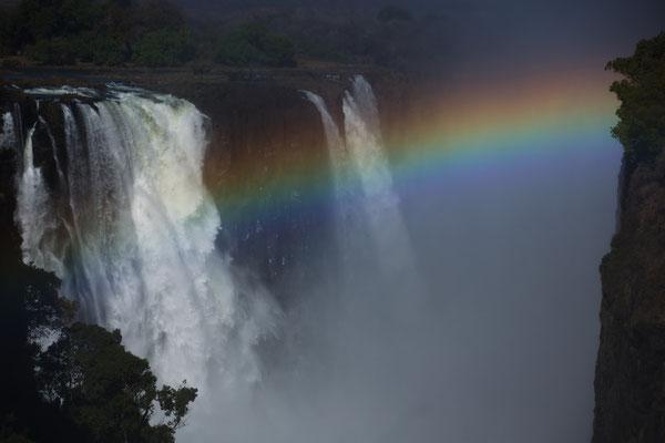 der Victoria Wasserfall