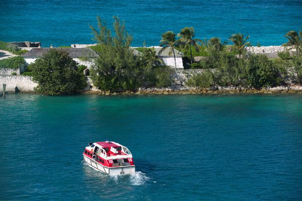 die Bahamas wie man sie sich vorstellt