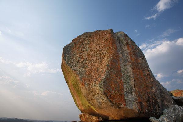 ein typischer Kopje im Matopos National Park