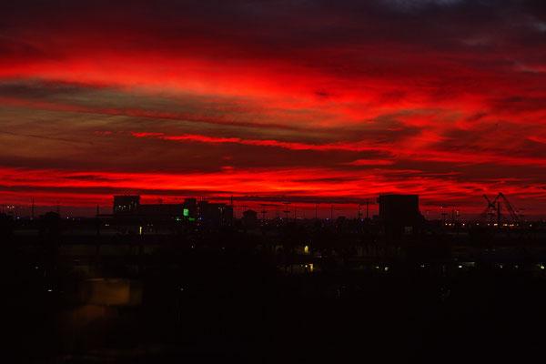 Orlando - Hard-Rock-Hotel - Sonnenaufgang