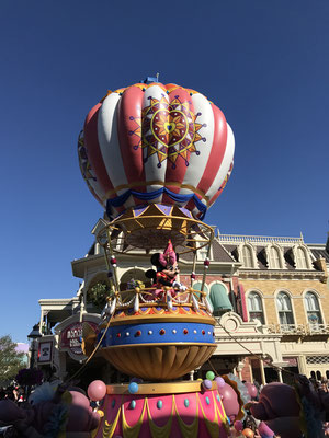 Disney-World - Parade