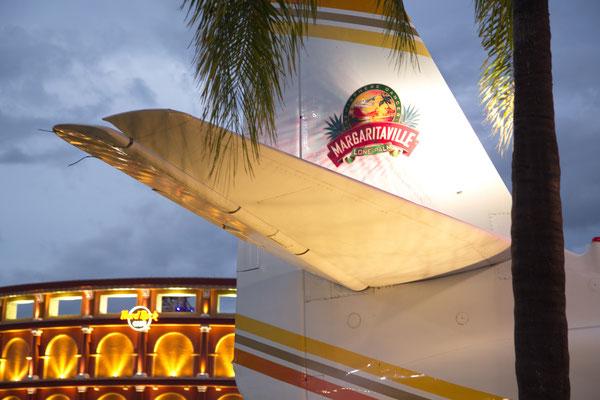 Orlando - Universal Studios - Margaritaville - Werbung