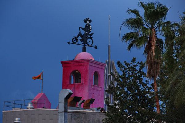 Orlando - Universal Studios - auf dem City-Walk
